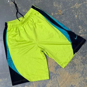 Nike Dri Fit Work Out Training Shorts 540869-343